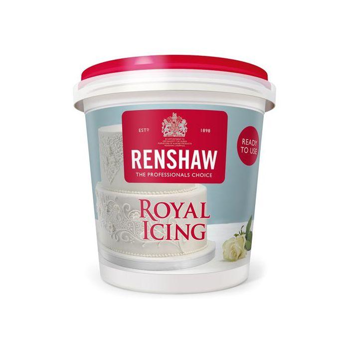 Glasa real lista para usar Renshaw