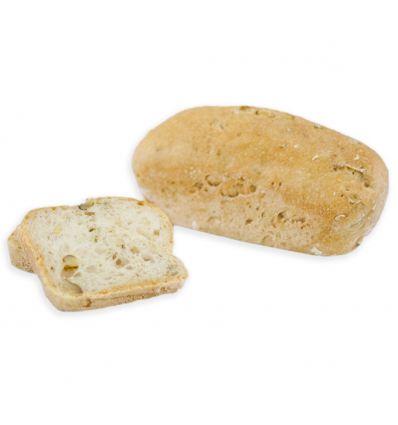 Mini pan molde sin gluten con nueces 120 grs. - Forn Ricardera