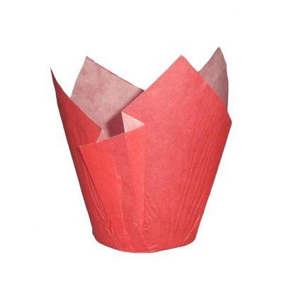 Tulipa Roja para Muffin