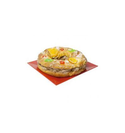 Roscón de reyes de trufa sin lácticos 250 grs. - Forn Ricardera