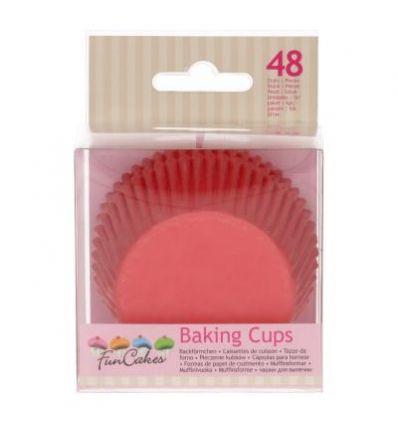 Cápsulas para hornear -Red- Funcakes