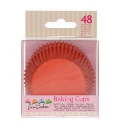 Cápsulas para hornear -Naranja- Funcakes