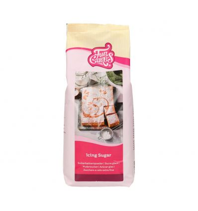 Icing sugar 900 Kg. - Funcakes