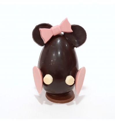 Huevo Chocolate Ratoncita 135 g.