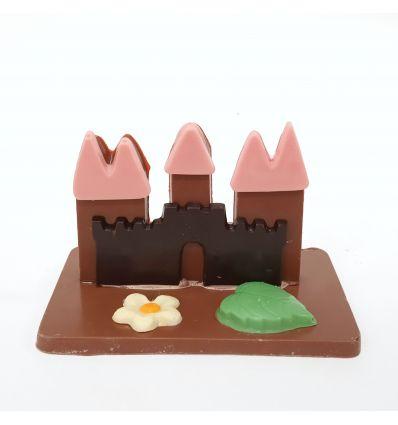 Mona chocolate Castillo pequeño 190 g.