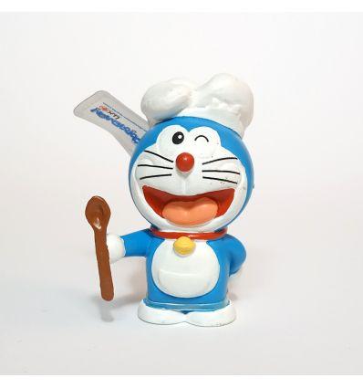 Figura Doraemon cocinero