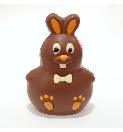 Figura chocolate conejo