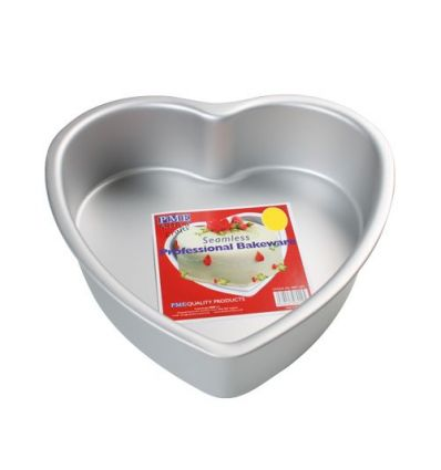 Molde corazón 15x7 PME
