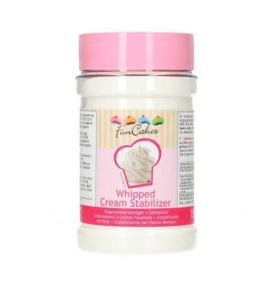 Estabilizante para nata endulzado Funcakes 150 g.