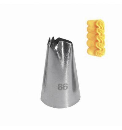 Boquilla 86 Ondulaciones - SweetKolor