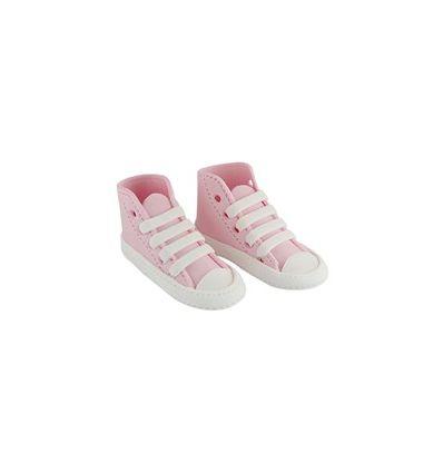 Zapatilla rosa de deporte Bebé de azúcar PME