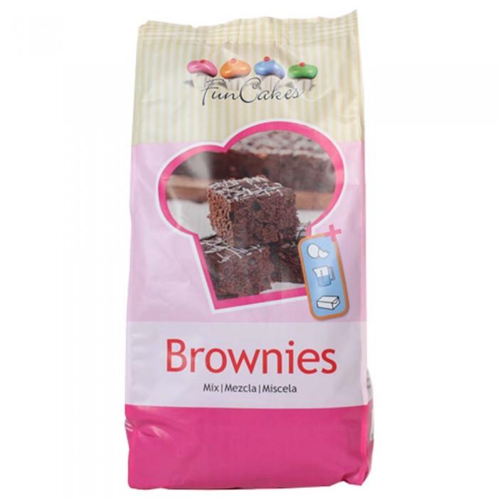 Preparado para Brownies 1 Kg. - Funcakes