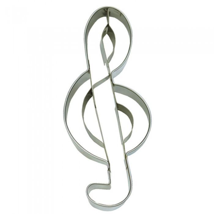 Cortador clave musical