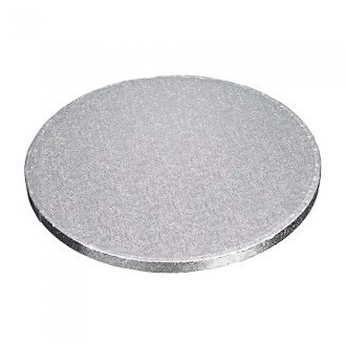 Cake board / Base redonda 25 cms. 4 mm - Funcakes