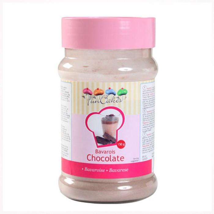 Mezcla para Bavaroise Chocolate - Funcakes