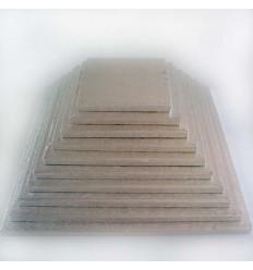 Base cuadrada 30 cm fina