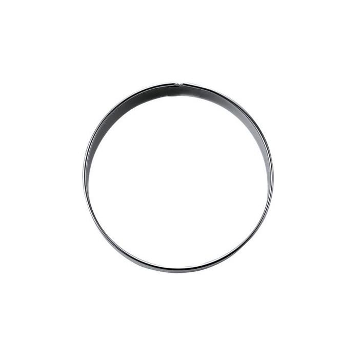 Cortador metálico círculo 7 cms